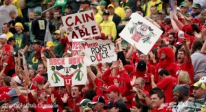 football fans signs