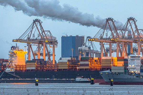 Global Shipping Make Climate Deal