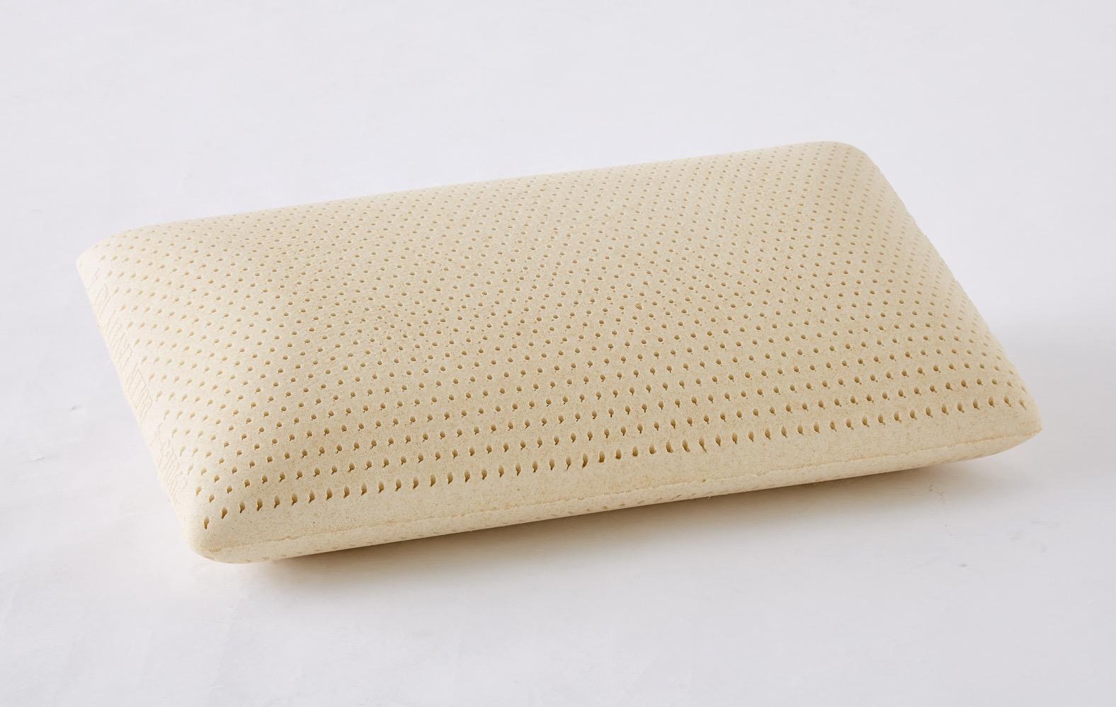 firm density latex foam pillows