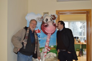 Peter Salga loooves Quick Milk Magic Sipper