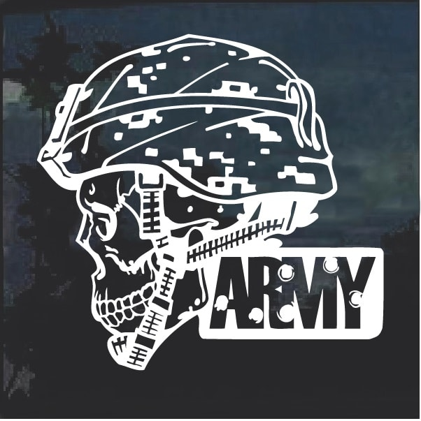 Motorcycle Army Green Black White And