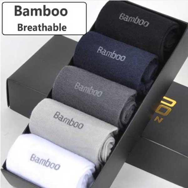 bamboo-breathable-mens-fashionable-socks-box-of-5-mixed-colours
