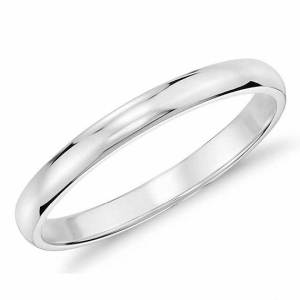 white-2mm-mirror-polish-finish-unisex-wedding-engagement-tungsten-ring