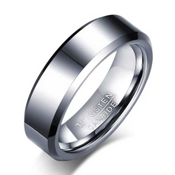 silver-polished-4mm-mens-tungsten-ring