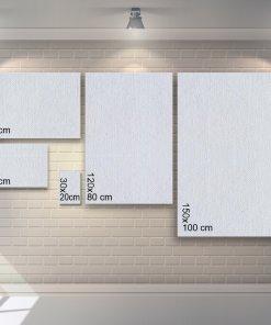 Foto en lienzo, proporciones de cuadros de aspecto 3:2