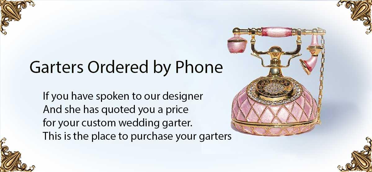 Garters by Phone