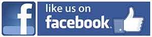 Like-us-facebook-custom-wedding-garter