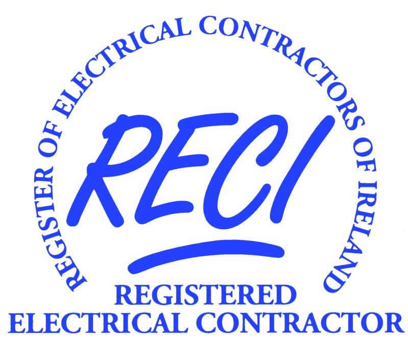 Registered Electrical Contractor Logo
