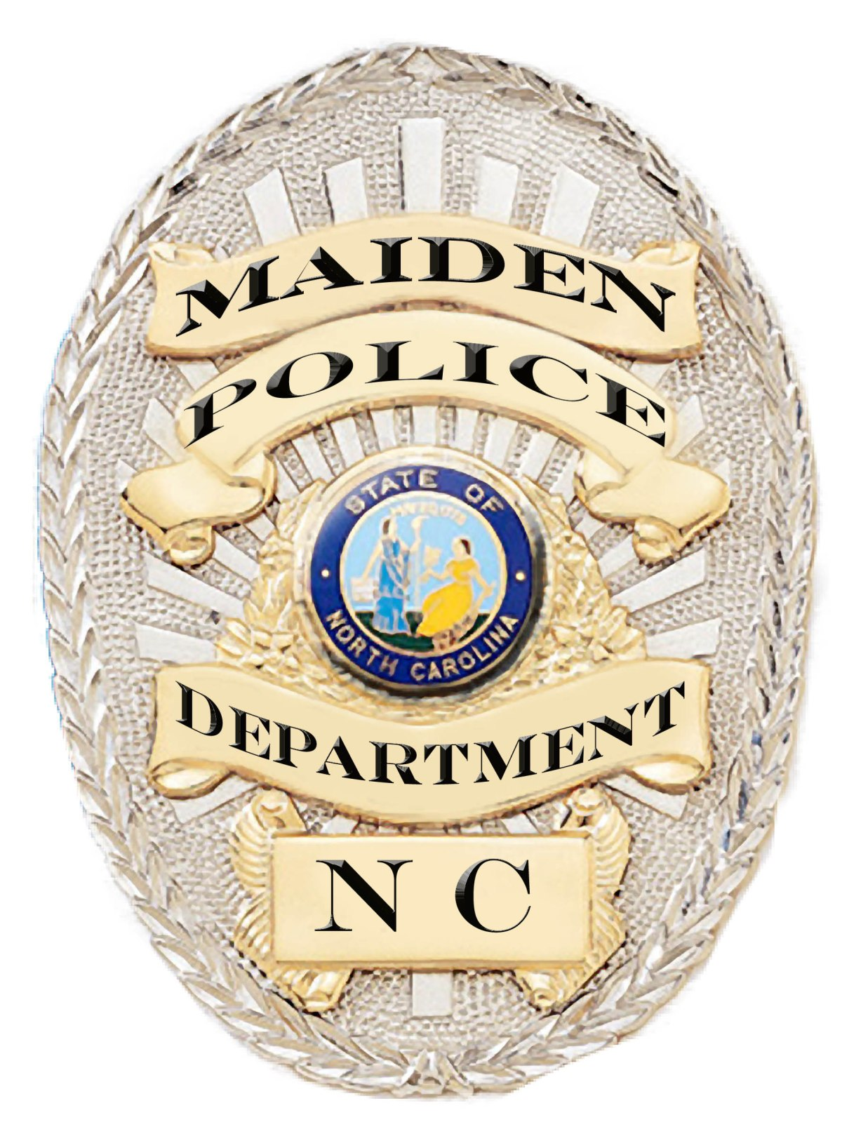 USE MPD MPD Badge-r