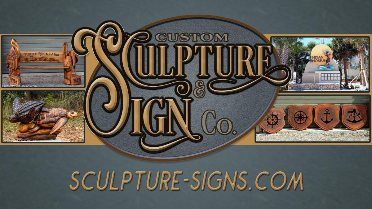 Custom Sculpture & Sign Company – Custom Sculpture, Carved