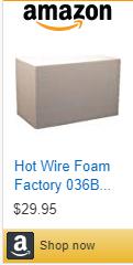foam block
