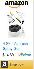 airbrush cleaner