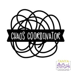 Download Chaos Coordinator svg file