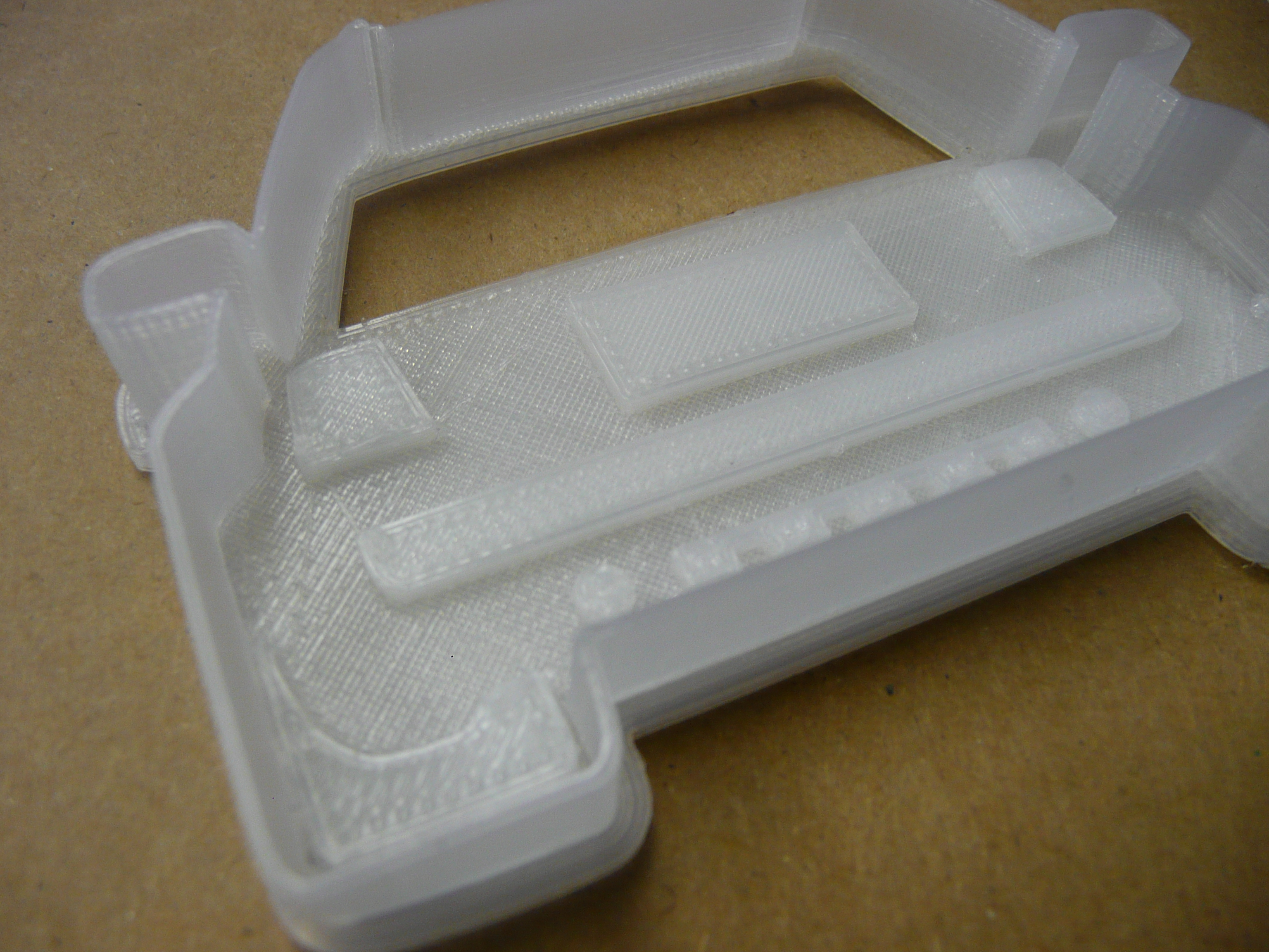 Fun/Project: Audi Allroad Cookie Cutter now available for purchase!