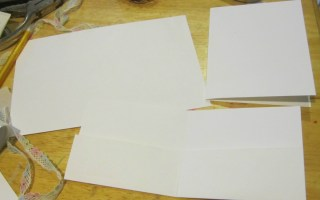 Lots of envelopes to coordinate with your projects!