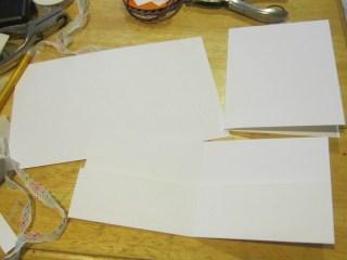 Letterpress cards on Savoy 100% Cotton cardstock