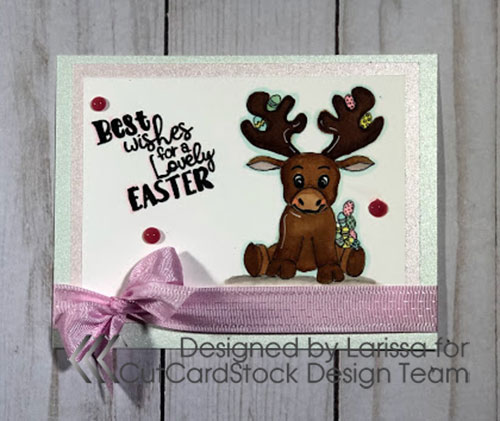 Lovely Easter Card