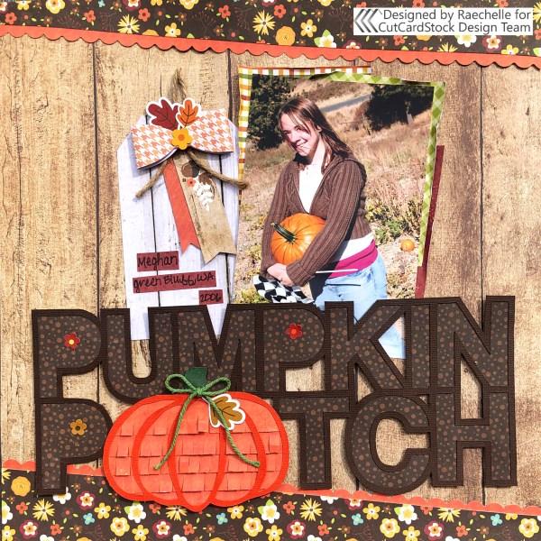 Pumpkin Patch | Raechelle