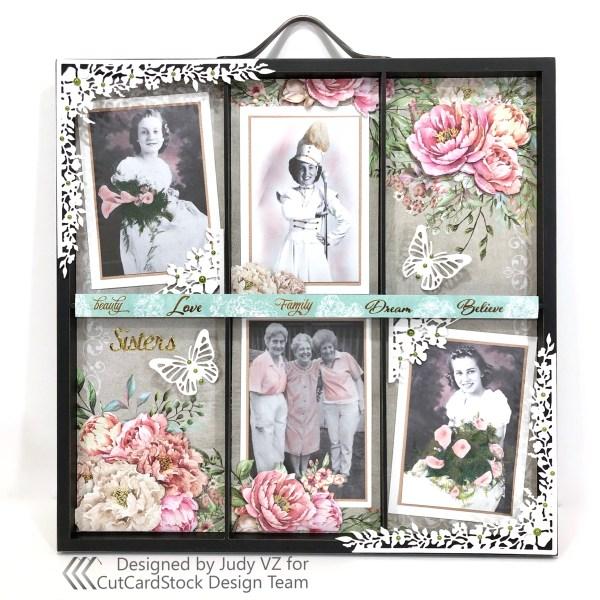 Sisters Memory Tray