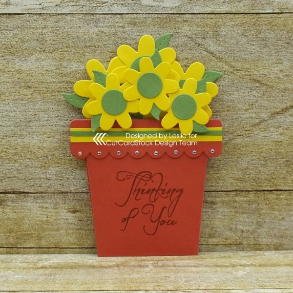 How to create an adorable pocket Get Well card!