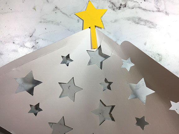 Make a Star Party Hat