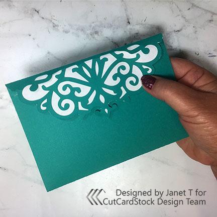 lace envelope feature image