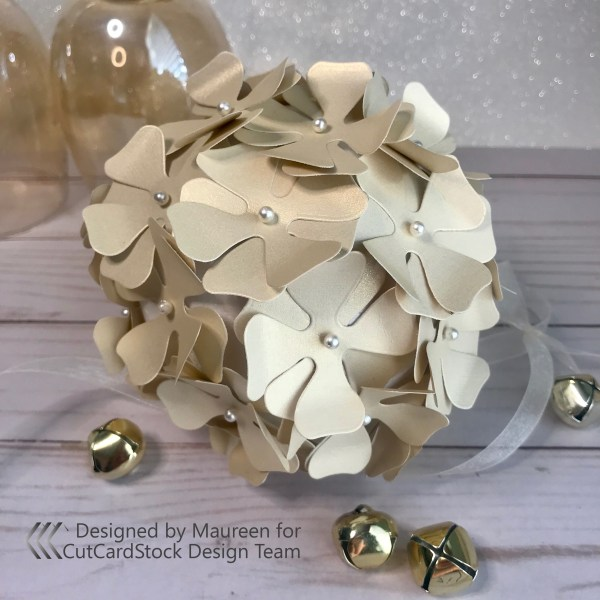Floral Ball Decoration