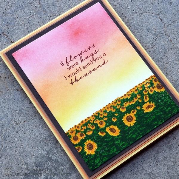 Ah Sunflowers!