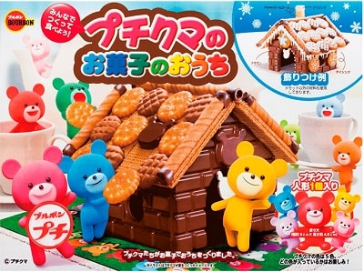 b08 min - ブルボン クリスマス向け限定商品|ディズニーデザインからプチクマくんまでをご紹介