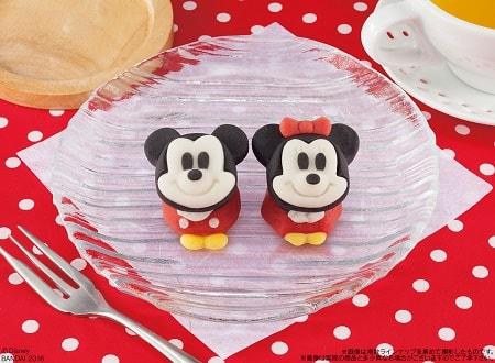 bandai01 min - 食べマス ディズニー・ミッキー&ミニーが我が家にやってきた!!