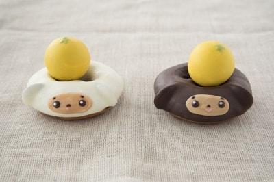 cye03 min - チェブラーシカ・フロレスタのドーナツになる!!かわいすぎ♥
