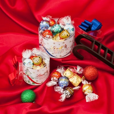 linz95 min - Lindt(リンツ)のテディベアチョコレート、今年も楽しみですね!