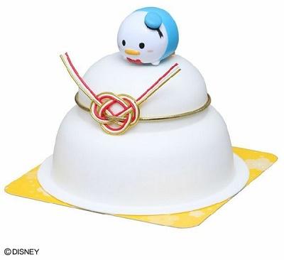 moti06 min - ディズニーツムツム・鏡もちで、より楽しく、かわいいお正月を迎えましょう!!