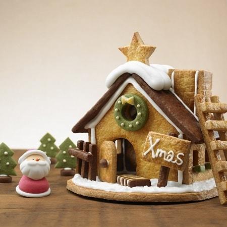 muji04 min - MUJI!! クリスマス限定の手作りキットでヘクセンハウスを作っちゃおう!