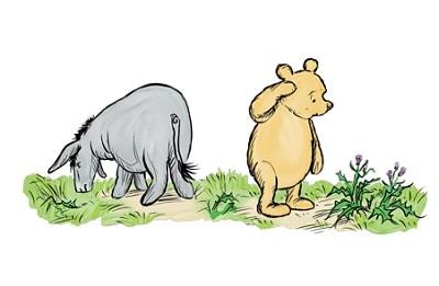 """pooh02 min - 改定版・くまのプーさんの誕生日って?原作誕生90年""""プーさんフェア""""から完全書き下ろし新作発売まで!"""