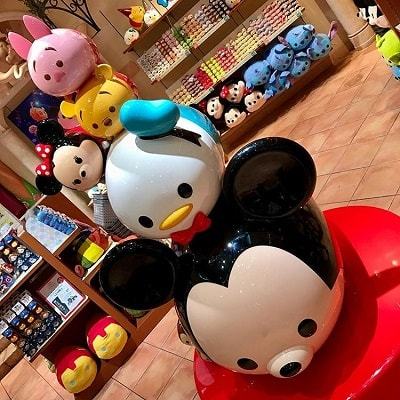 tsum min - ディズニー ウフフィ (Disney ufufy)|はちみつの香りのプーさんシリーズ