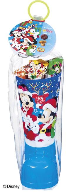 ブルボン クリスマス ディズニー 2017