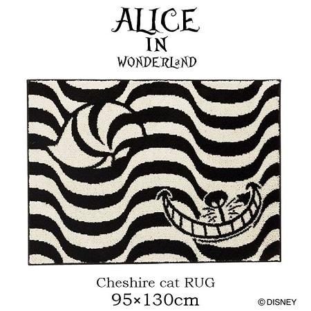 "alice20 min - ディズニーシリーズ""Alice in Wonderland""のインテリアファブリックでお部屋の模様替え?!"