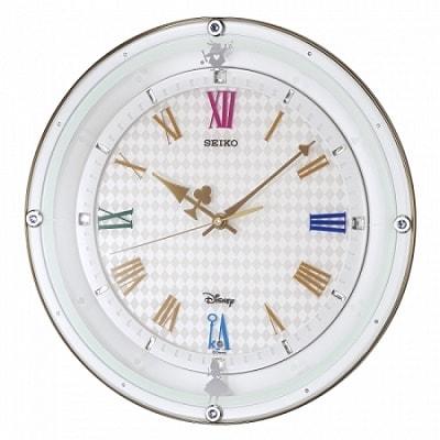 alicetokei01 min - SEIKO(セイコークロック)さんからミッキーマウス&ミニーマウス / ふしぎの国のアリスをモチーフにした時計が発売されます。キュート♥