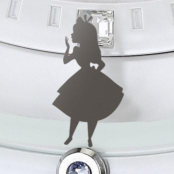 alicetokei02 min - SEIKO(セイコークロック)さんからミッキーマウス&ミニーマウス / ふしぎの国のアリスをモチーフにした時計が発売されます。キュート♥