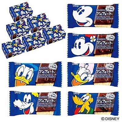 disneyal min - ディズニーアルフォートストロベリーXmas~アルフォートミニシリーズまで!!こんな時に食べるのはどれ?