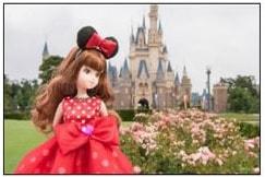 doll03 min - 東京ディズニーリゾートのかわいい♥ファッションドール!!