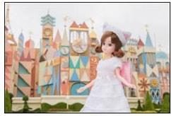 doll05 min - 東京ディズニーリゾートのかわいい♥ファッションドール!!