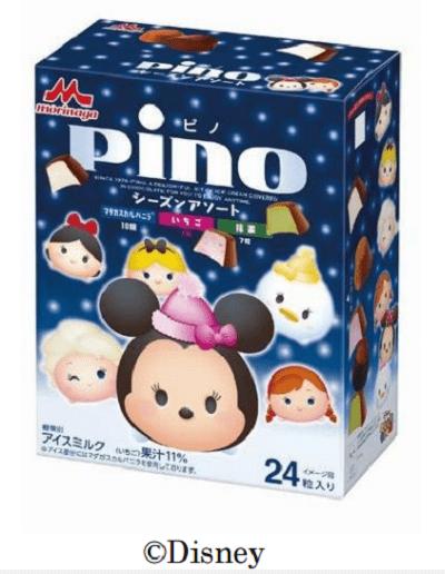seazn01 min - ディズニー・ツムツムパーケージのpino(ピノ)がもうすぐ発売!!