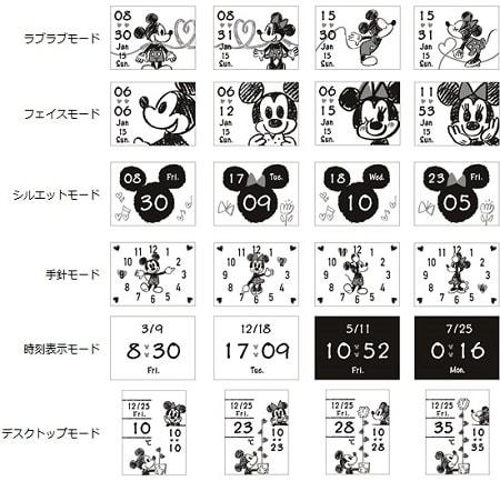 smart06 min - Smart Canvas・ディズニーシリーズ!!かわいい・おしゃれ・高性能な腕時計!