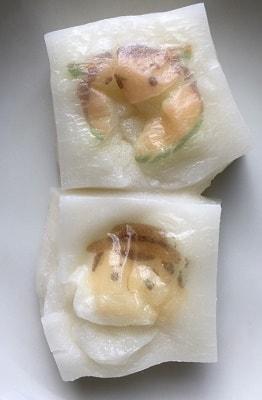 tummochi06 min - ディズニーツムツムの切り餅がかわいすぎる!!さて、どう料理する?!