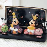 hina01 min 1 - 桃の節句には、ディズニー雛人形を飾りたい!!