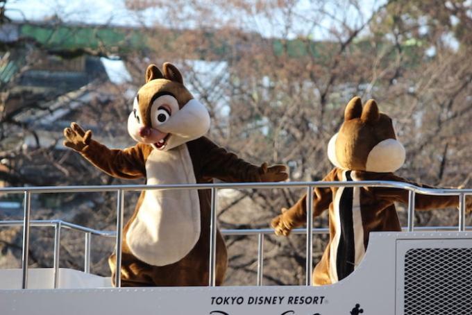 kpa20 min - ディズニーパレード in 九州(熊本)・11万人の応援に包まれました!!