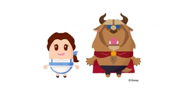 リトルドール 美女と野獣