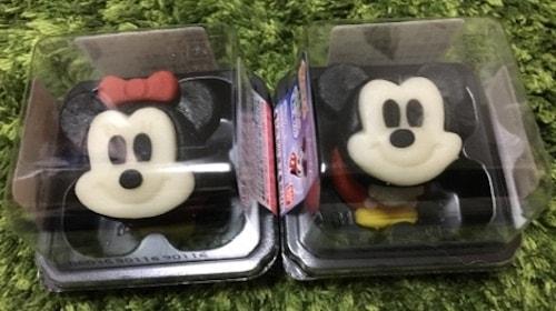 tabe01 - 食べマス ディズニー・ミッキー&ミニーが我が家にやってきた!!